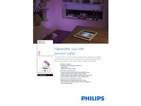 Lampa PHILIPS Hue IRIS 71999/60/PH