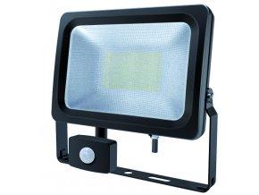 Venkovní reflektor s čidlem LEDKO/00041