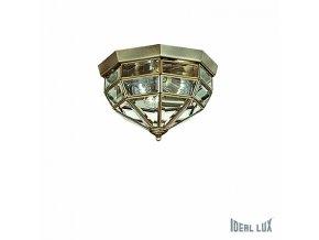 Svítidlo Ideal LUX Norma PL3 Brunito