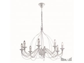 Lustr Ideal LUX Corte SP8 Bianco