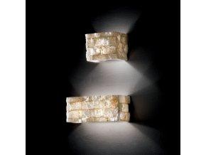 Nástěnné svítidlo Ideal LUX Carrara AP2