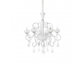 Lustr Ideal LUX Lilly SP5 Bianco