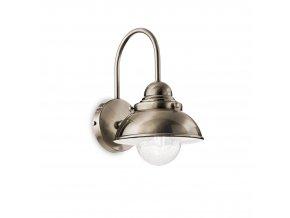 Nástěnné svítidlo Ideal LUX Sailor AP1 D20 Brunito