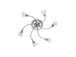Svítidlo Ideal LUX Tender PL6 Trasparente