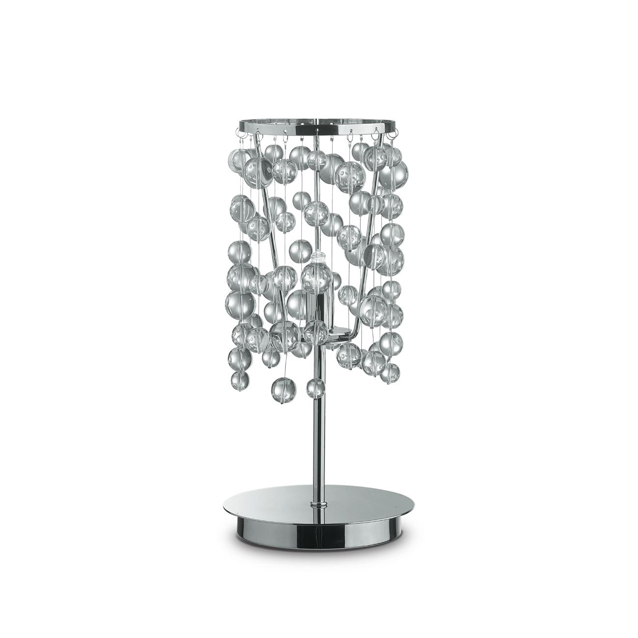 Stolní lampa Ideal LUX Neve TL1 Cromo