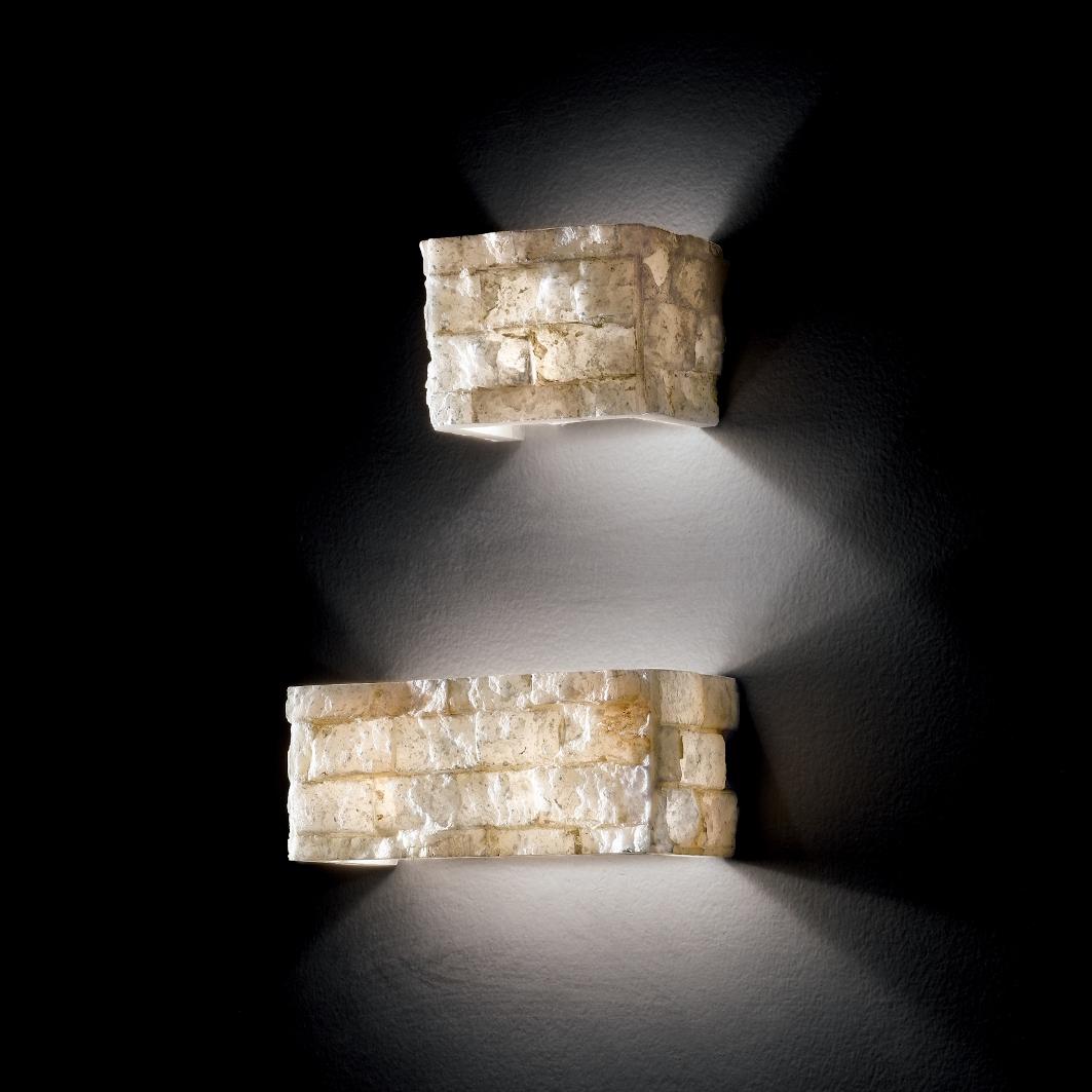 Nástěnné svítidlo Ideal LUX Carrara AP1
