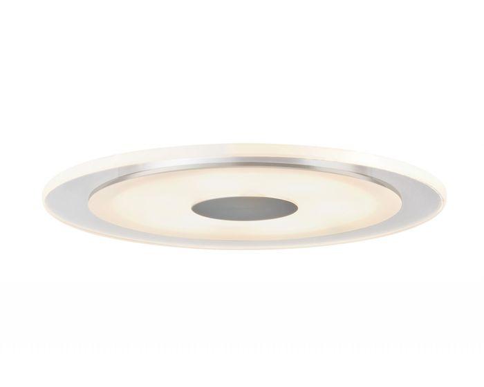 Zápustné svítidlo LED Premium Line Whirl 6W hliník 3ks - PAULMANN P 92917