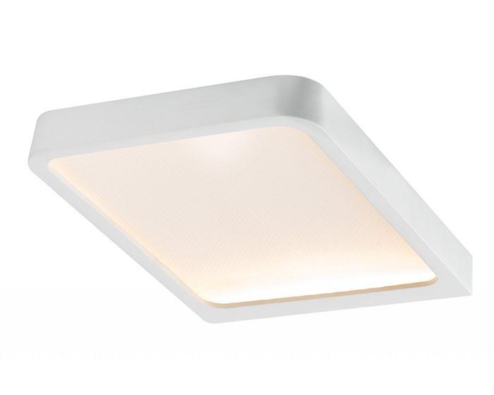 LED nábytkové přisazené svítidlo Vane hranaté sada 2ks vč.LED modulu 2x6,7W, 2x440 lm, 2700K - PAULMANN P 93583