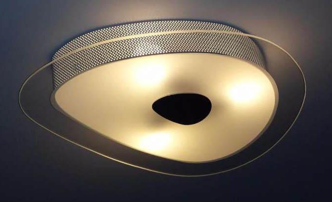 Svítidlo Ideal LUX Geko PL3 D30