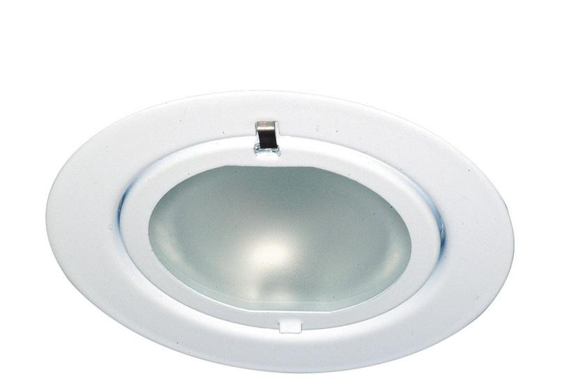 Zápustné svítidlo do nábytku Klipp Klapp max.20W 12V G4 72mm bíl - PAULMANN P 98466