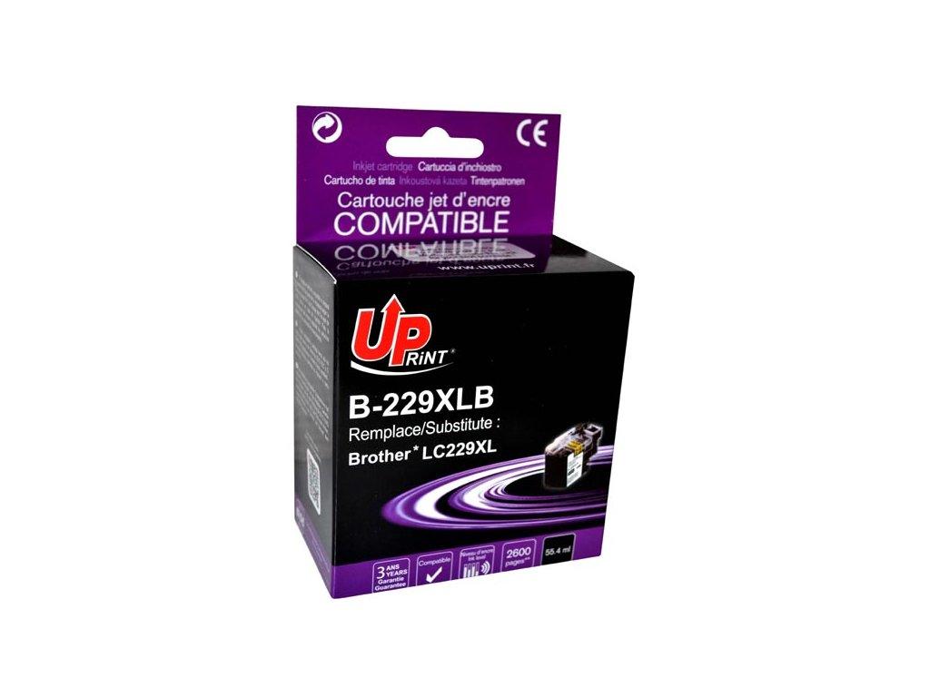 Kompatibilní inkoust Brother LC-229XL | DůmTiskáren.cz