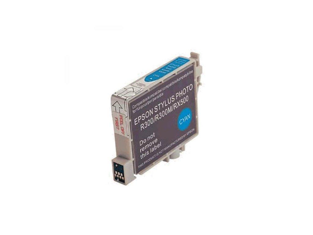 Kompatibilní Epson C13T048240 Modrý   DůmTiskáren.cz