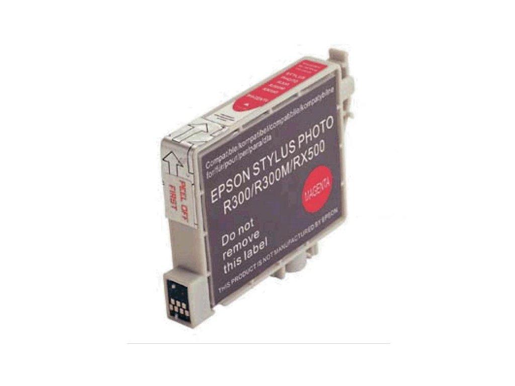 Kompatibilní Epson C13T048340 Červený | DůmTiskáren.cz