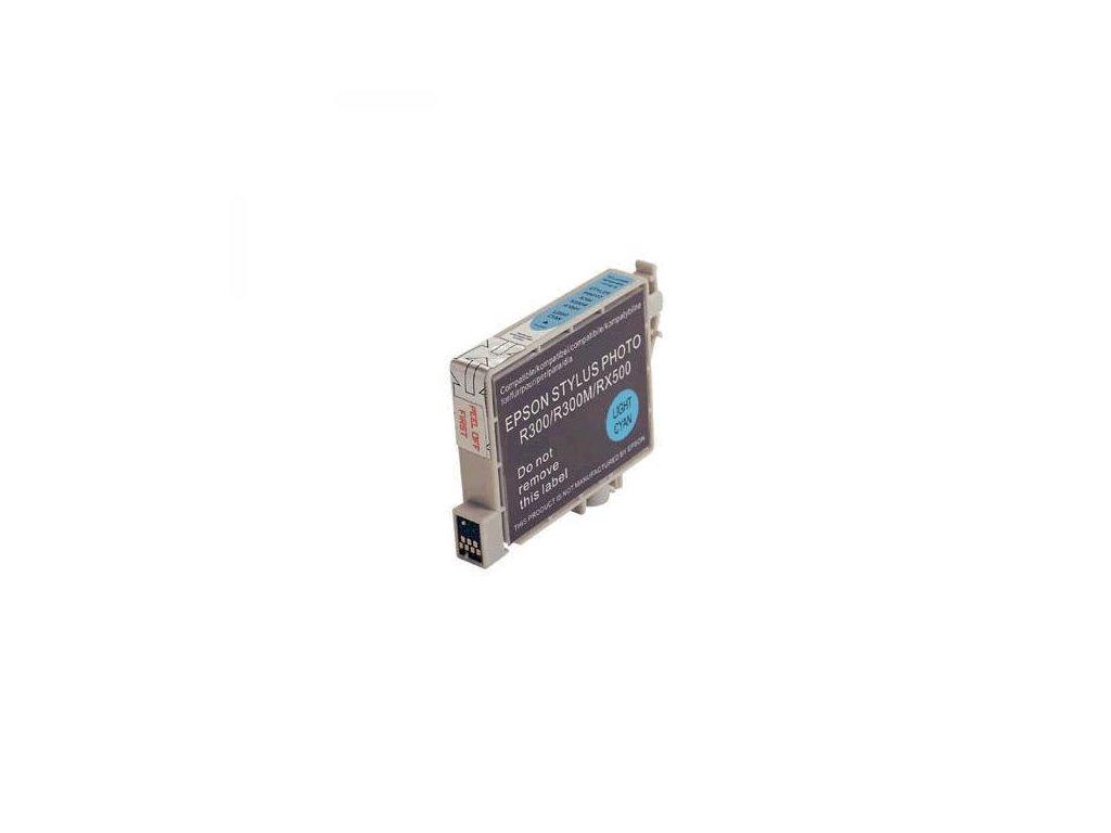 Kompatibilní Epson C13T048540 light Modrý | DůmTiskáren.cz