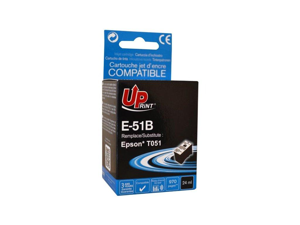Kompatibilní Epson C13T051140 Černý | DůmTiskáren.cz