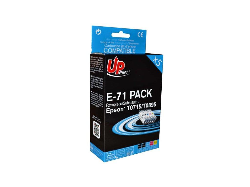 Kompatibilní Epson C13T071 2x    DůmTiskáren.cz