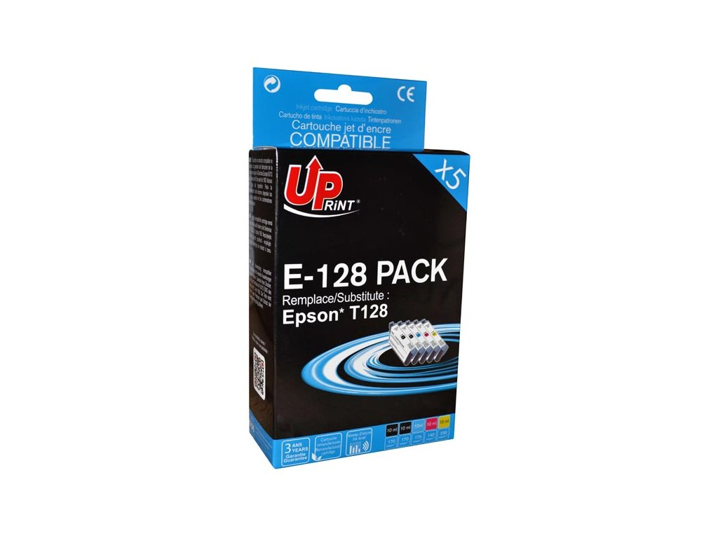 Kompatibilní Epson C13T128 2x  | DůmTiskáren.cz