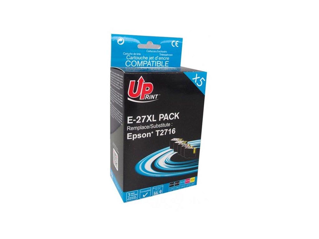 Kompatibilní Epson C13T271 27XL 2x   DůmTiskáren.cz
