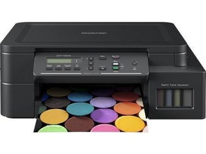 brother dcp t520w