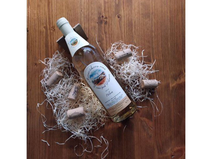 bílé víno palava 2019 pozdni sber sucha