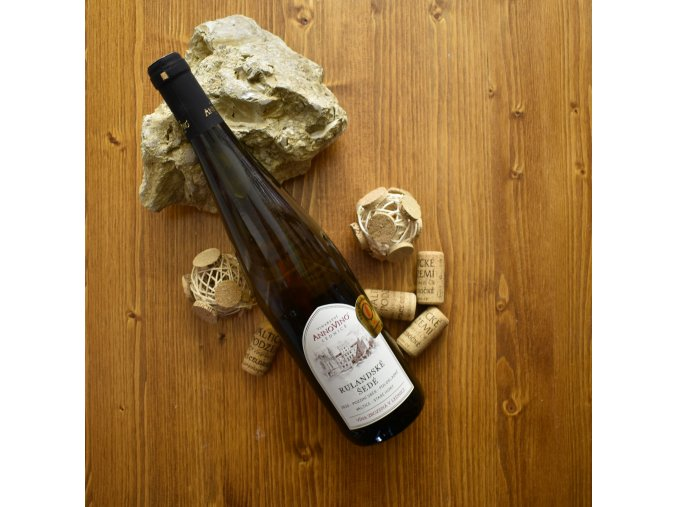 annovino lednice dum vina na saldaku liberec rulandske sede 2020 pozdni sber polosladke