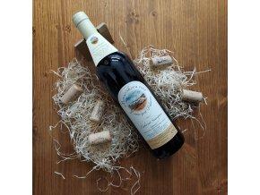 cervene vino cabernet sauvignon 2017 vyber z hroznu barrique suche