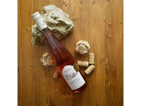 annovino lednice dum vina liberec cabernet moravia rose růžové 2020 mzv polosuché