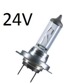 Do hlavních světlometů 24V