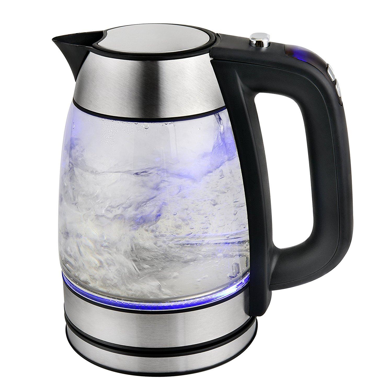 Varné konvice a čajovary