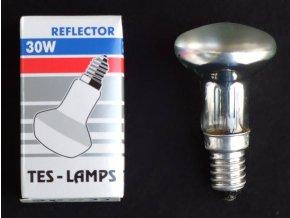 Žárovka reflektorová R39 E14 30W 230V