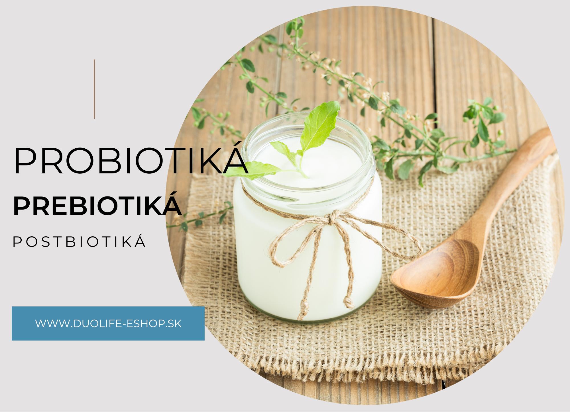 Čo sú probiotiká a ako účinkujú
