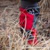 DUPETO rostouci softshellove kalhoty venku cerveny triangl 3