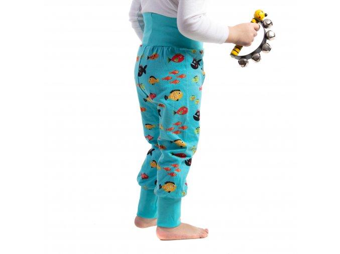 Rostoucí kalhoty Ryby