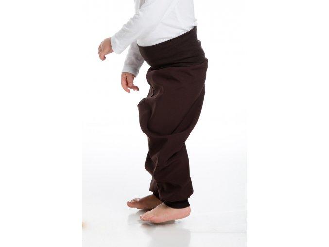 dupeto softshellove kalhoty hnede 2 (2)