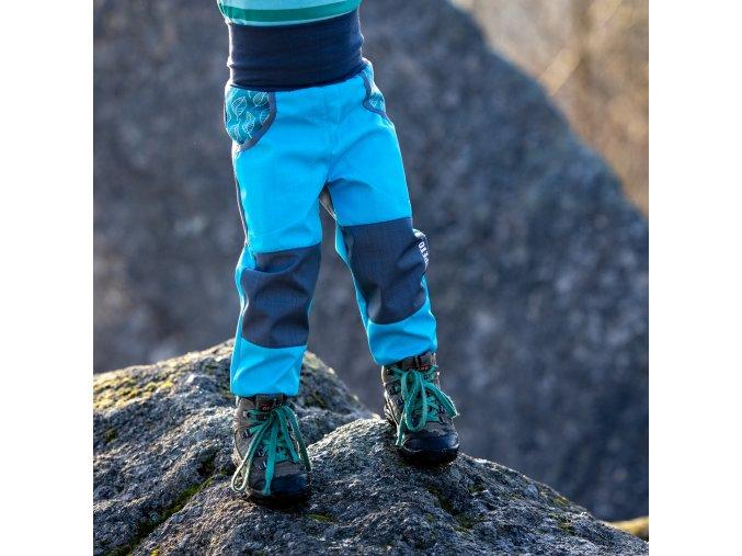 DUPETO 1x1 jarmi podzimni rostouci softshellove kalhoty Listecky 4