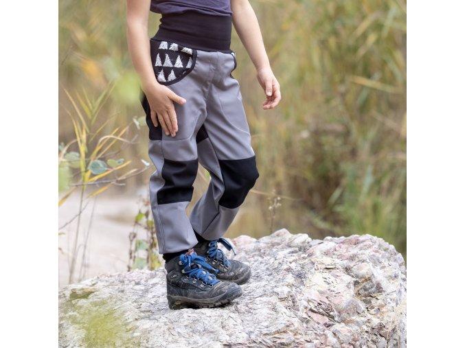 DUPETO rostouci softshellove kalhoty zimni TRIANGLE www.dupetoshop.cz 19