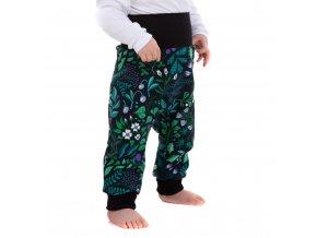 Rostoucí kalhoty Bylinková louka