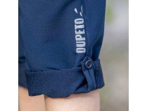 dupeto letni softshellove kalhoty detske boruvky 2
