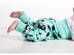 rostouci kalhotky dupeto siesta mint 3