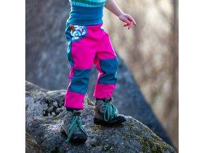 DUPETO 1x1 jarmi podzimni rostouci softshellove kalhoty Rozkvetle 2
