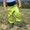 DUPETO batoleci softshellky limetkove zelene 6
