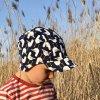 Čepice s kšiltem Racci modří