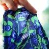 Antivirový šátek Nanospace borůvky letní verze