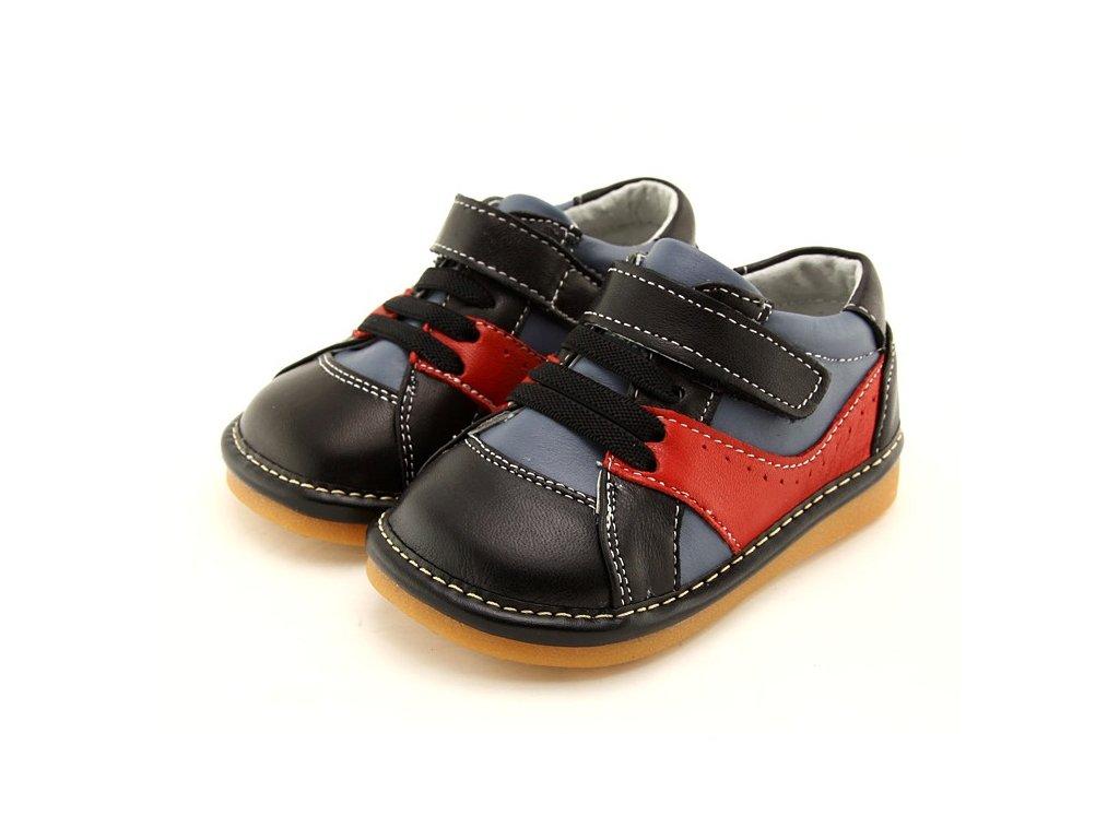 5d64700012 Modro-červené topánky - Freycoo - Dupidup