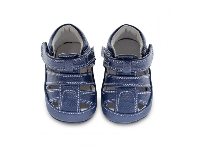 Hudson Sandal Navy - Jack and Lily