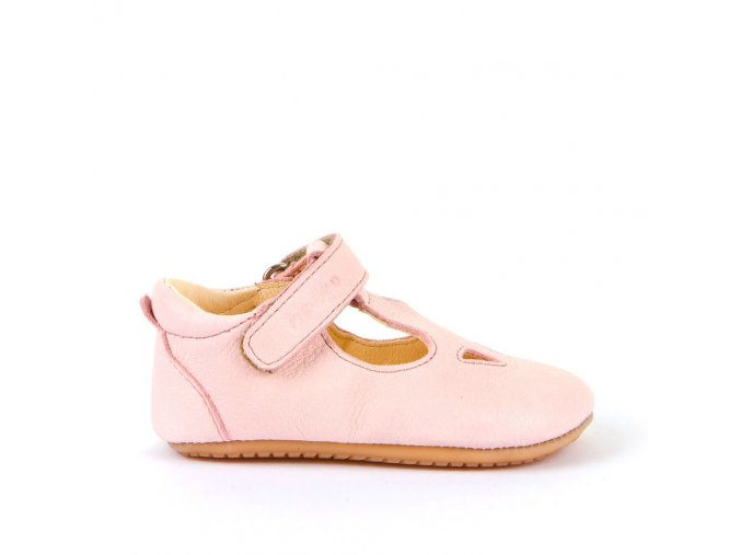 Sandálky Froddo Prewalkers Pink G1130006 1