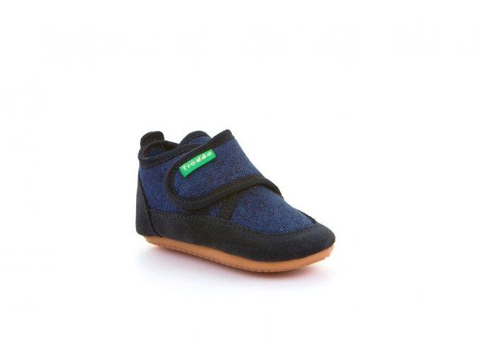Papučky Froddo Prewalkers Blue G1170001 1