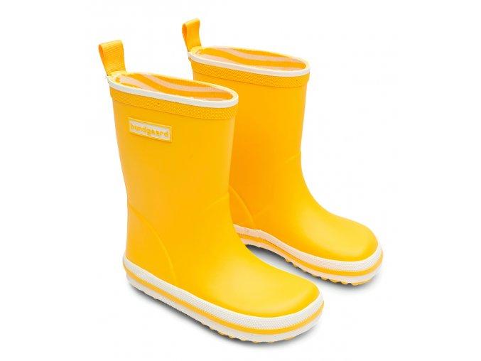 Bundgaard Classic Rubber Boot Sunflower BG401021 800