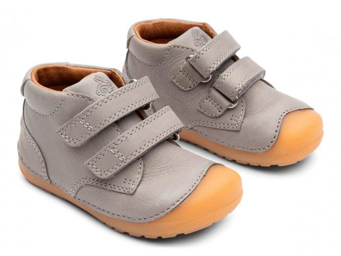 Bundgaard Petit Velcro Grey BG101068 110