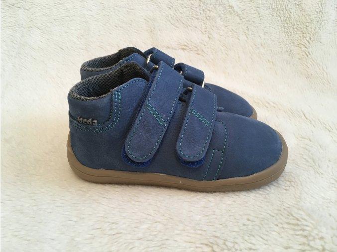 Topánky Lucas modré Beda Boty 2